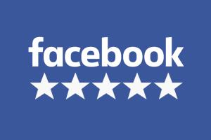 facebook five stars